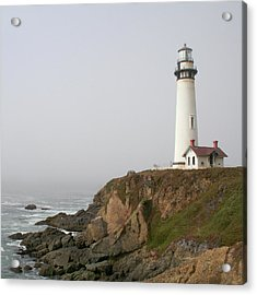 Pigeon Point Lighthouse Acrylic Print by Art Block Collections