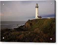 Pigeon Point Lighthouse Acrylic Print
