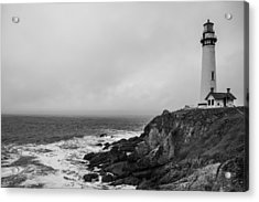 Pigeon Point Lighthouse Acrylic Print by Ralf Kaiser