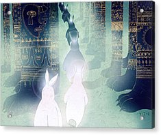 Pilgrimage Acrylic Print