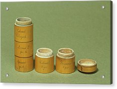Pill Tower Acrylic Print