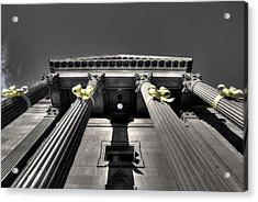 Acrylic Print featuring the photograph Pillard by David Andersen