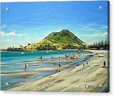 Pilot Bay Mt M 050110 Acrylic Print