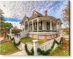 Pillot House Acrylic Print by Tim Stanley