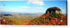 Pilot Valley Acrylic Print by Kelvin Booker