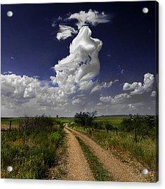 Pin-up Sky Acrylic Print