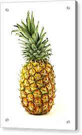 Pineapple Acrylic Print by Blink Images