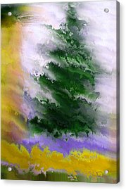 Pinehurst 119 Acrylic Print