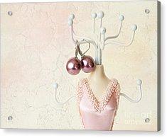 Pink 1 Acrylic Print