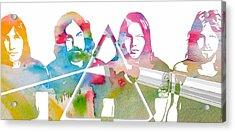 Pink Floyd Acrylic Print