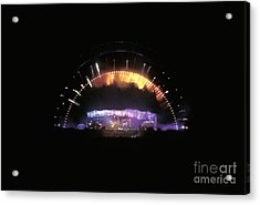 Pink Floyd Acrylic Print by Concert Photos