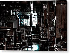Pioneer Square Antique Store - Seattle Washington Acrylic Print by David Patterson