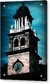 Acrylic Print featuring the photograph Pioneers Museum by Michelle Frizzell-Thompson