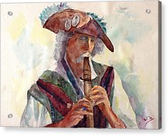 Piper - Fred Mccall Acrylic Print