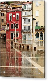 Piran Tartini Square Acrylic Print