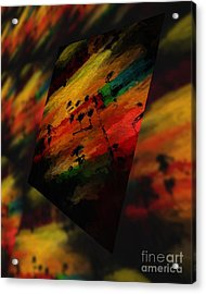 Pitch Space 5 Acrylic Print