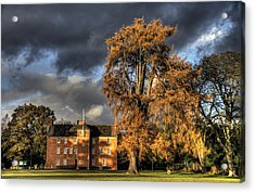 Pittencrieff House Acrylic Print