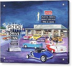 Pizio's - Happy Days Acrylic Print
