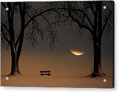 Place Of Silence Acrylic Print