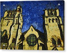 Place Of Worship Acrylic Print by Dale Stillman