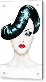 Place To Be Acrylic Print by Yosi Cupano