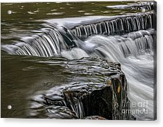 Place To Reflect Acrylic Print