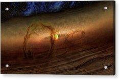 Planet-forming Region Acrylic Print