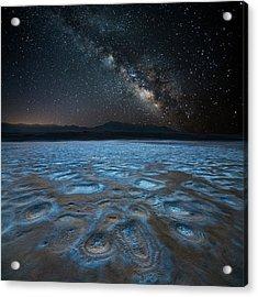 Planet X Acrylic Print