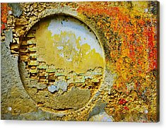 Planeta Acrylic Print