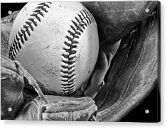 Play Ball Acrylic Print by Don Schwartz