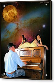 Play It Again Sam Acrylic Print