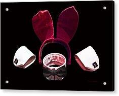 Playboy Bunny Costume Accessories Acrylic Print