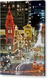 Plaza-kansas City Acrylic Print