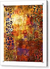 Pleased Beginnings 2 Acrylic Print by Craig Tinder