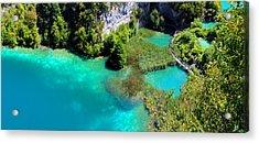 Plitvice Lakes National Park Acrylic Print