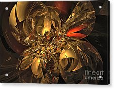 Plundered Treasure 2 Acrylic Print