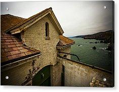 Point Bonita Lighthouse 2 Acrylic Print by SFPhotoStore