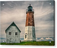 Point Judith Acrylic Print
