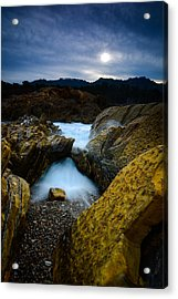 Point Lobos Big Sur Sea Arch Acrylic Print
