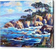 Point Lobos Acrylic Print
