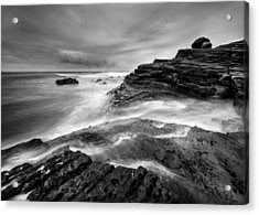 Point Loma Tide Pools Acrylic Print