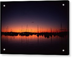 Point Loma Acrylic Print