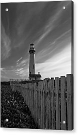 Acrylic Print featuring the photograph Point Pigeon Lighthouse by Jonathan Nguyen