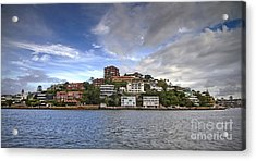 Point Piper - Sydney - Australia Acrylic Print