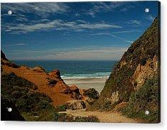 Point Reyes - North Shore Acrylic Print