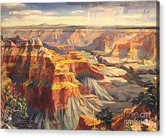Point Sublime - Grand Canyon Az. Acrylic Print
