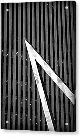 Pointy Acrylic Print by Valentino Visentini