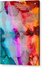 Polar Strength Acrylic Print