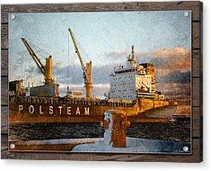 Polsteam Acrylic Print