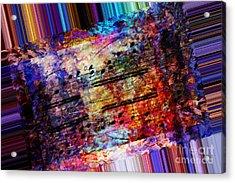 Polychromatic Postlude 1 Acrylic Print